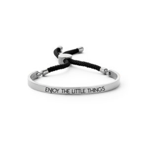 Armband Enjoy the little things 8KM-BC0028