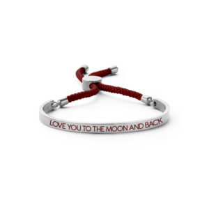 Armband Love you to the moon and back 8KM-BC0027