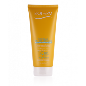 Biotherm Sun Fluide Solaire Wet or Dry Skin SPF15 200 ml