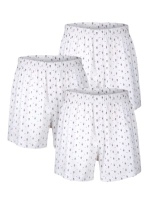 Boxershorts G Gregory 3x wit