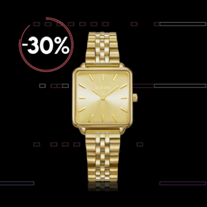 Burker CHLOE GOLD LIMITED EDITION