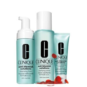 Clinique Anti Blemish Solutions Clinique - Anti Blemish Solutions 3-step System