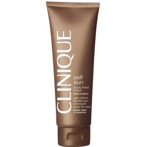 Clinique Self Sun Clinique - Self Sun Body Tinted Lotion