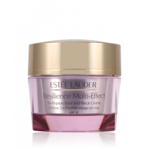 Estee Lauder Resilience Multi-Effect tri-Reptide Face and Neck Creme SPF15 50 ml