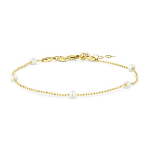 Geelgouden armband FG387-093