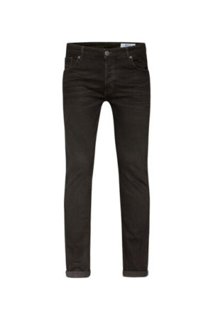 Heren skinny tapered superstretch jeans