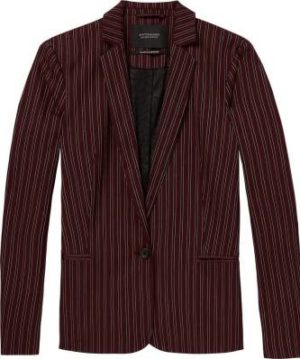 Blazer Stripes Rood