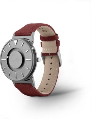Eone Time Bradley Canvas Crimson